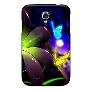 Galaxy S4 Cases Slim [ultra Fit] Abstract 3d Protective Cases Covers Black Friday