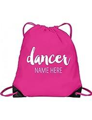 Custom Cute Dance Bag For Teen: Port & Company Drawstring Bag