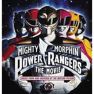 Mighty Morphin Power Rangers: The Movie - Original Soundtrack Album
