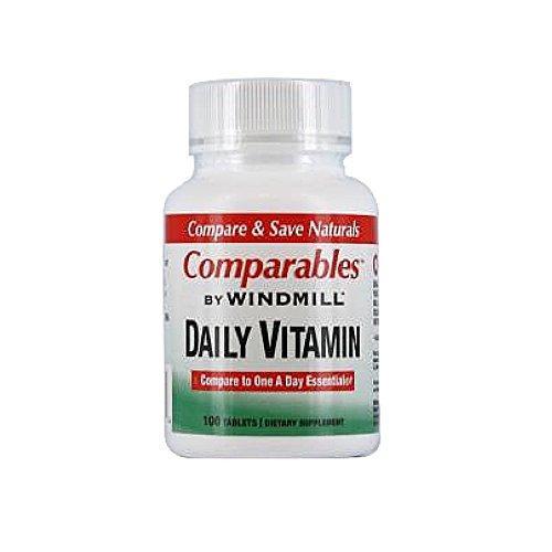 Windmill Daily Vitamin 100 Tablets - 1