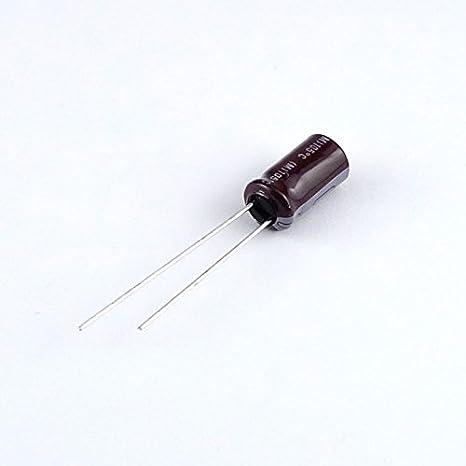 10x Kondensator KME 16V 3300uF