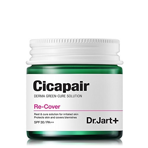 Dr. Jart+ Cicapair Derma Green-Cure Solution Recover Cream 50ml / - At Supermall Stores