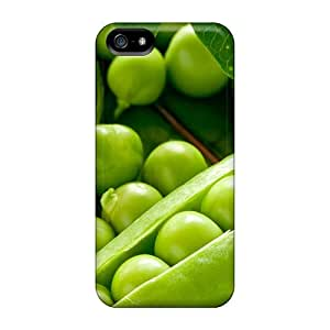 Durable Protector Cases Covers With Peas Hot Design For Iphone 5/5s