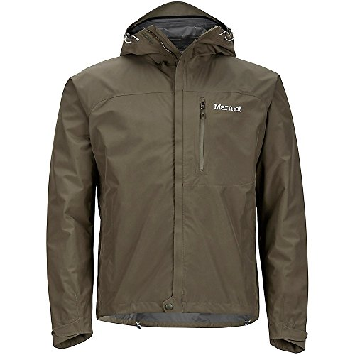 Marmot Men's Minimalist Jacket: Shell (DeepOlive, Large)