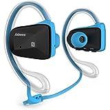 Iwoo Sports Wireless Bluetooth Headphone Earphone Hifi Stereo Stero Headset for PC MP3 MP4 iPod Mobile(Green)