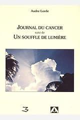 journal du cancer Mass Market Paperback