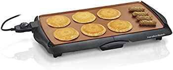 Hamilton Beach 200 sq. Durathon Ceramic Griddle