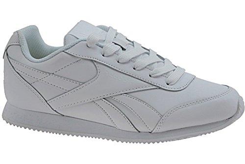 Reebok V70492, Zapatillas de Trail Running Unisex Niños Blanco (White)