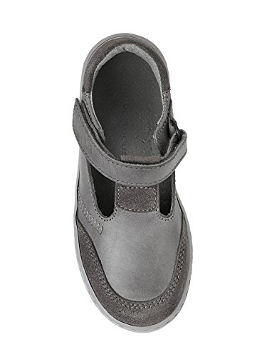 Medium Grey Sandals Occasion Special Vertbaudet H4Fx6Uwx