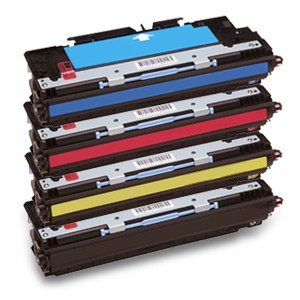 4 Pack-New Compatilbe HP Q2670A, Q2671A, Q2672A, Q2673A For HP Color LaserJet 3500, 3550 Series