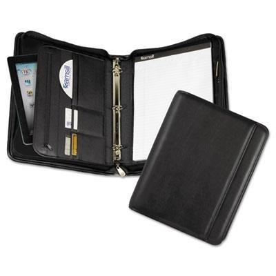 (SAM15650 - Samsill Professional Zippered Pad Holder/Ring Binder)