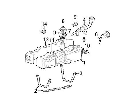 Amazon Com Ford F65z 9b593 Da Emission Check Valve Automotive