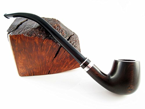 Fashion Churchwarden Tobacco Pipes of Pear Root, Wood Pipe