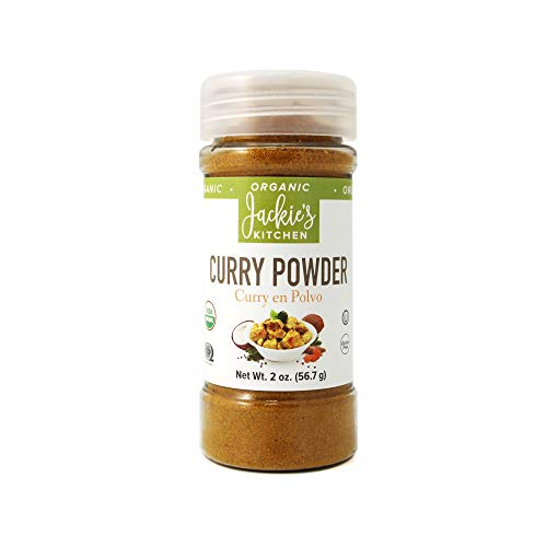 Curry Powder Spice - Jackie's Kitchen Curry Powder, 2 Ounce
