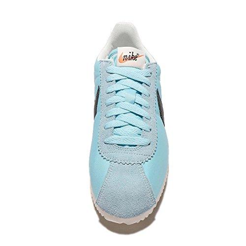 Nike , Bas femme Bleu (still blue/black-sail)