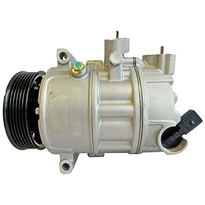 Behr Hella Service 351322741 Compressor for Audi/Volkswagen: Automotive [5Bkhe2002797]