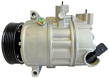 BEHR HELLA SERVICE 8FK 351 322-741 Compresor, aire acondicionado: Amazon.es: Coche y moto