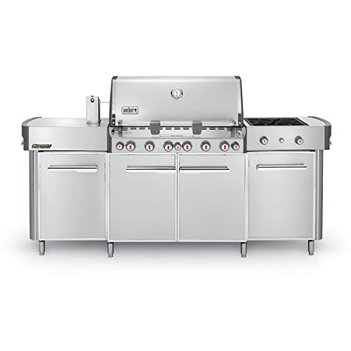 - 291001 Summit Stainless Steel Grill Center LP