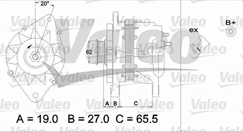 VALEO 437220 Generator