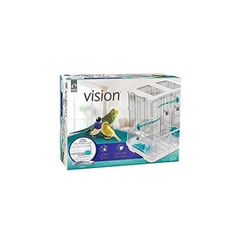 Jaula VISION: Amazon.es: Productos para mascotas