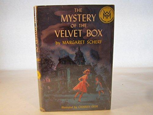 The Mystery of The Velvet Box