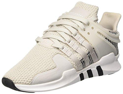 Adidas Unisexe-kinder Eqt Support Adv Gymnastikschuhe Elfenbein (ftwr Blanc / Ftwr Blanc / Gris Une F17)