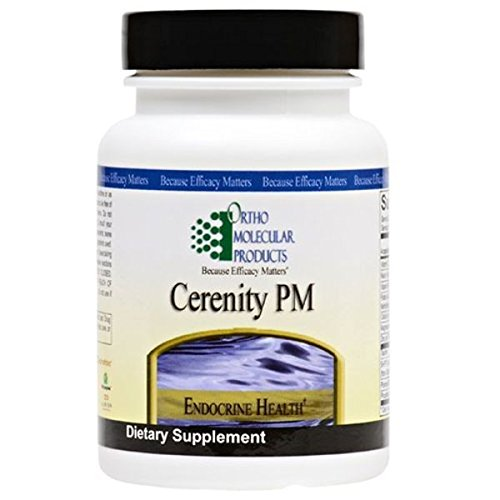 Ortho Molecular Products Cerenity PM Capsules, 120 Count