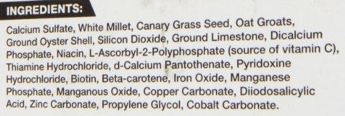 Image of Zoo Med Mineral Block Original Formula Banquet Bird Food, 5-Ounce