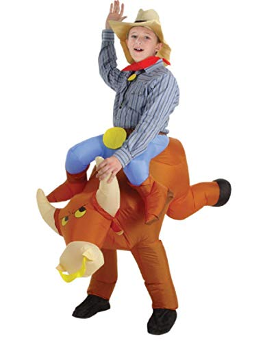 BULL RIDER KIDS INFLATABLE