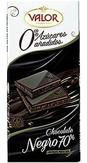 Valor Chocolate Negro de 70% Cacao - 125 g