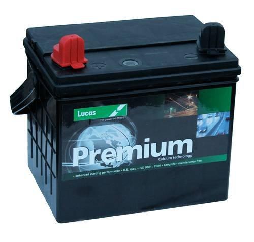 Lucas Premium Gardenning Lp896 Motor battery 12 V 32Ah 300 Amps