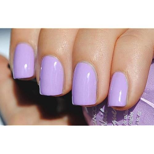 Kleancolor Nail Polish Lots Of Colors Pastel Purple