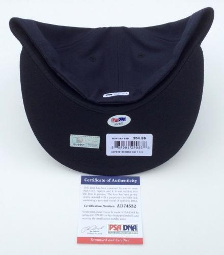 David Ortiz Signed Boston Red Sox New Era Baseball Hat Coa Ad74532 PSA/DNA Certified Autographed Hats