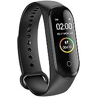 M4 Smart Bracelet Wristband Waterproof Sport Smart Watch Fitness Tracker Watch with Heart Rate Monitor Smart Watch with…