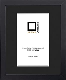 frame company allington range 18 x 12 inch picture photo frame black
