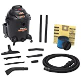 12 Gal 6.5 Hp Wet/Dry Utility Vacuum 2pack