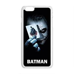 Happy Batman Brand New And Custom Hard Case Cover Protector For Iphone 6 Plus