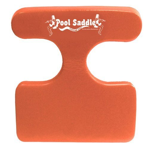 Image of TRC Recreation Super-Soft Pool Saddle, Caribbean Coral