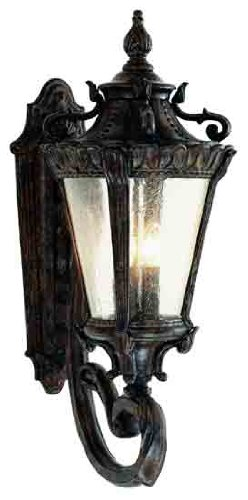 - Trans Globe 4840 The Outdoor Collection Ix Traditional Hanging Outdoor Wall Sconce