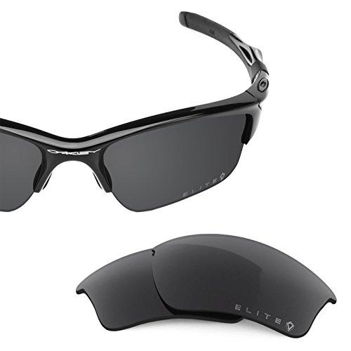 Revant Polarized Replacement Lenses for Oakley Half Jacket 2.0 XL Elite Stealth ()