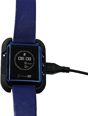 smartpal G1 pantalla E-Ink Smartwatch muñeca tapa Sapphire ...