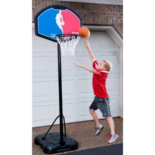 Amazon Spalding Nba Youth Portable Basketball System 32 Eco