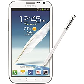 Amazon com: Samsung Galaxy Note II N7100 16GB Gray-Unlocked