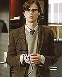 MATTHEW GRAY GUBLER - Criminal Minds AUTOGRAPH Signed 8x10 Photo -  TopPix Autographs