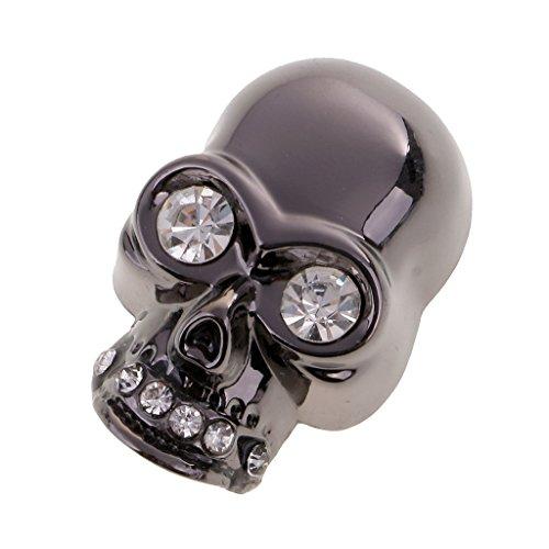 Skull Buckle Metal - 8