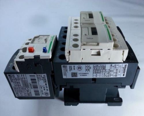 New LC1D32 Professional Reversing Motor Starter 10HP @ 230V 27-32 Amp Overload 120V Coil