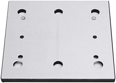 EsportsMJJ Base Plate Backing Pad Sheet Sander Spare Part For Makita BO4555 BO4556