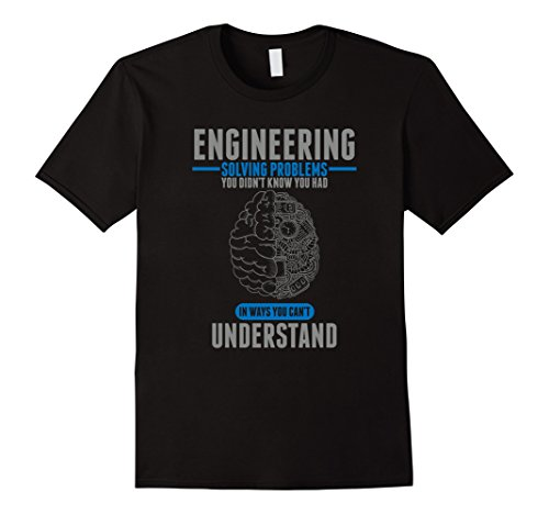 Engineer Solving Problems Engineering T Shirt product image