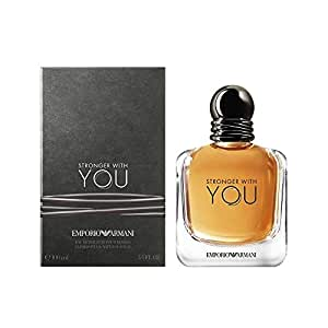 Emporio Armani Stronger With You - perfume for men - Eau de Toilette, 100ml