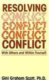 Resolving Conflict, Gini G. Scott, 0934986819